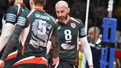 Belgorod verovert CEV Cup volley