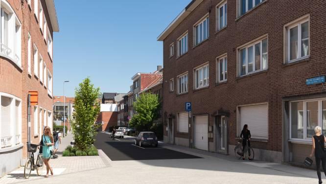 "Bierbeekstraat wordt woonerf: ""Meer ruimte voor voetgangers en fietsers"""