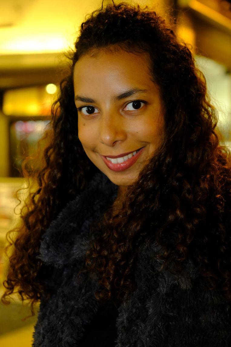 Eva Van Keer is lijsttrekker in Borgerhout.