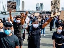 Organisatie Black Lives Matter demonstratie: 'Beëindigen door Aboutaleb was pijnlijk en onnodig'