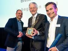 Metaalbedrijf Bressers onderscheiden met Tilburg Trofee