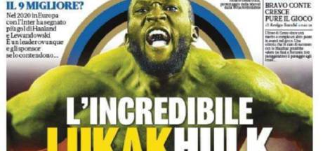 """L'incroyable Lukakhulk"": Romelu Lukaku attire toute l'attention en Italie"