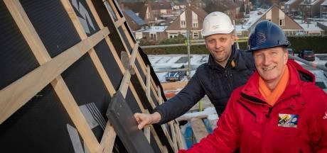 Grenshotel De Jonckheer in Ossendrecht bereikt hoogste punt van nieuwbouw