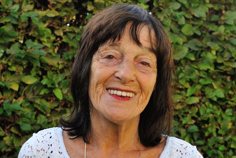Betty Burggraaff-Moscovit in 2019. Beeld