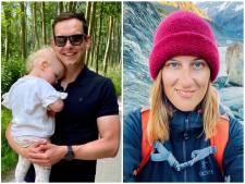 Christine (34) en Erwin (33) maakten hun dromen waar totdat hun helikopter crashte