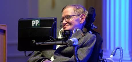 Opvallende quotes van Stephen Hawking: Het leven zou tragisch zijn als het niet grappig was