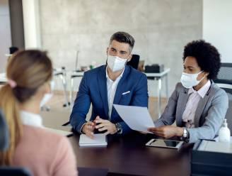 Zo solliciteer je met een mondmasker