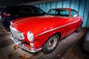 Nog zo'n bijzonder exemplaar: een Volvo P18335 met bouwjaar 1964.