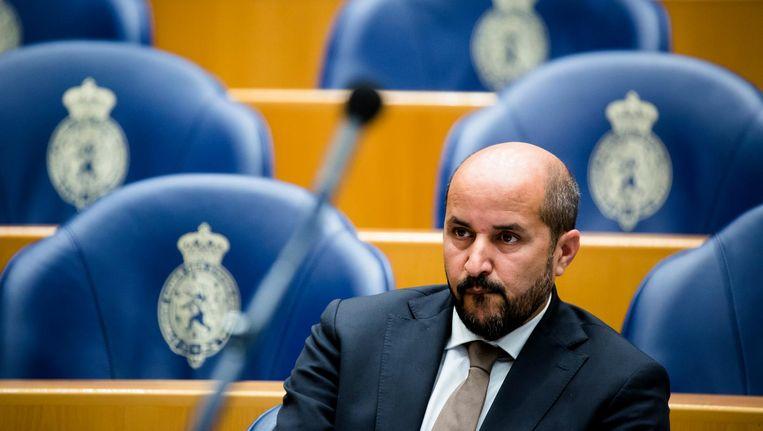 Tweede Kamerlid Ahmed Marcouch (PvdA) riep minister Lodewijk Asscher in maart op om de woorden allochtoon en autochtoon te heroverwegen. Beeld anp