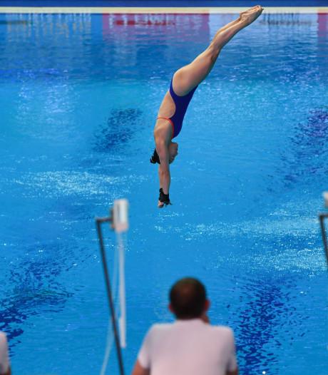 Van Duijn naar Spelen dankzij finaleplaats op 10-metertoren