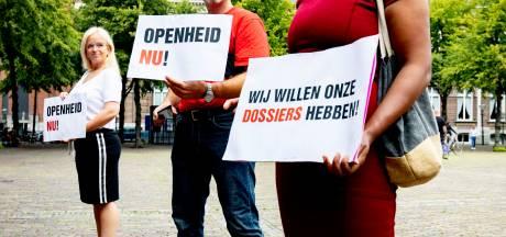 Gedupeerden: 'Nu de strafrechtelijke aansprakelijkheid nog'