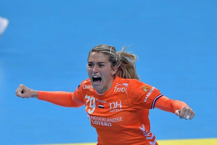 06-12-2019: WK Handbal: Vrouwen Nederland v Noorwegen: Kumamoto IHF Worldcup Japan Estavana Polman #79 NED