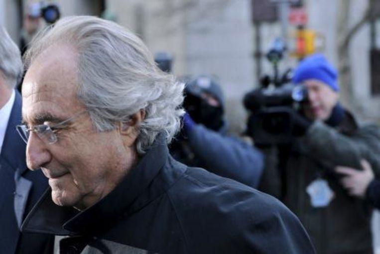 Ruim twee maanden nadat de megafraude van Bernie Madoff (foto) aan het licht kwam, is de Securities and Exchange Commission (SEC), de Amerikaanse toezichthouder op de financiële markten, op een nieuwe omvangrijke fraudezaak gestuit. Foto ANP Beeld