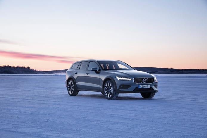 De Volvo V60 Cross Country overtuigt op alle fronten.