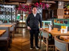 Grieks restaurant Irodion moet het hebben van grote porties en lage prijzen