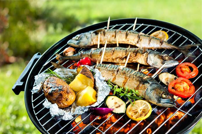 Een barbecue