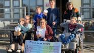 Daphne (21) schenkt 4.300 euro aan vzw Nesteling
