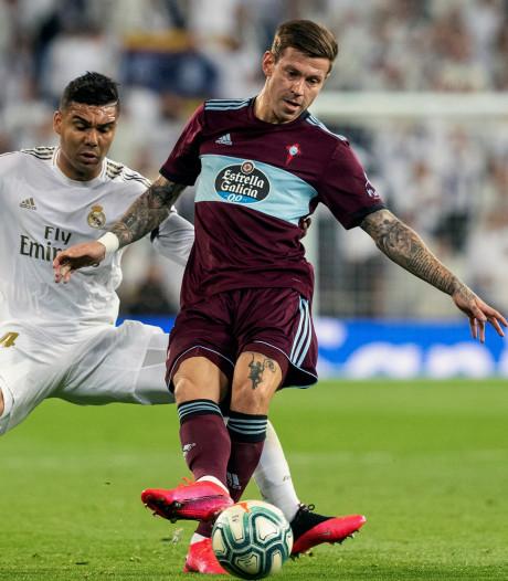 Real Madrid laat punten liggen tegen laagvlieger Celta
