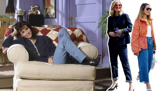 Waarom Monica uit 'Friends' hét stijlicoon is voor de zomer