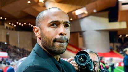 """""""Catastrofaal debuut"""": de eerste maand van Thierry Henry bij Monaco is er eentje om heel snel te vergeten"""