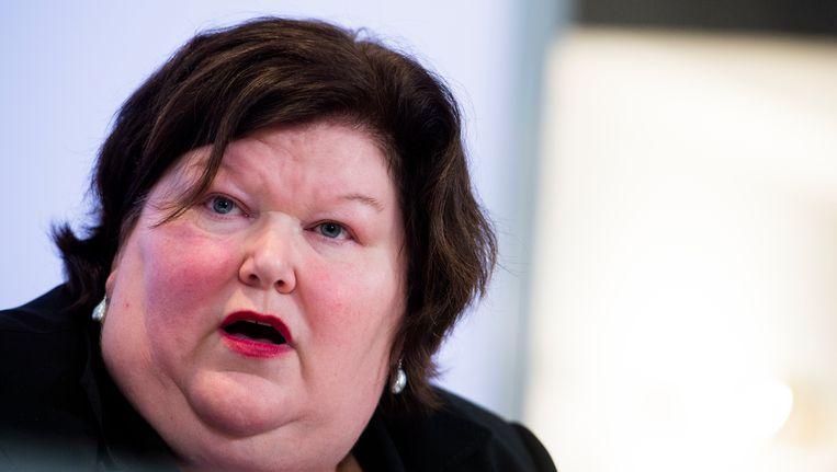 Minister van Gezondheid Maggie De Block.
