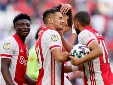 LIVE | Labyad verdubbelt voorsprong Ajax tegen RKC