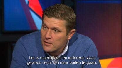 """Verheyen legt in VISTA! uit wat hij mist bij KV Oostende: """"Ik heb het daar moeilijk mee"""""""