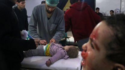 """""""President Assad zet napalm in tegen zijn eigen volk"""""""