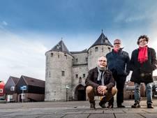 Bergse Vereniging Binnenstad blijft spitten en geeft niet op