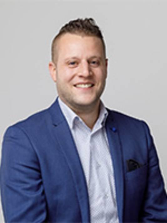 Jurrian Hensen - Burgerraadslid ChristenUnie