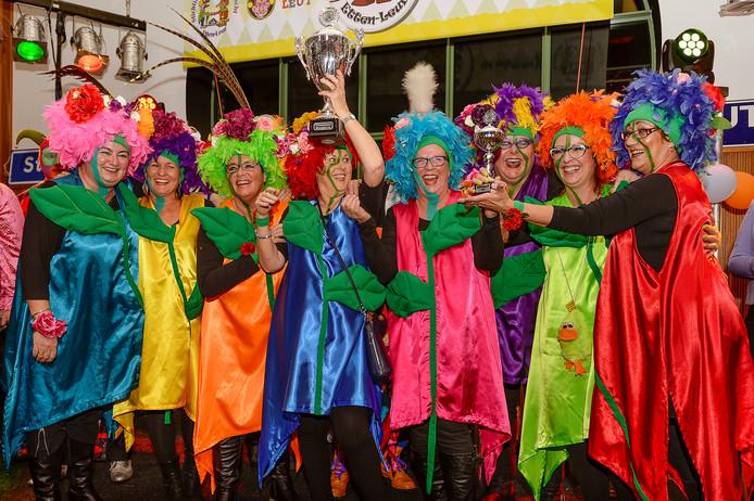 Trekdrop en de Zuurtjes schreef in 2015 een carnavalshit en won dat jaar de Ziengaovut.