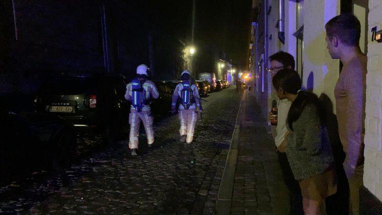 De brandweer evacueerde 31 bewoners.