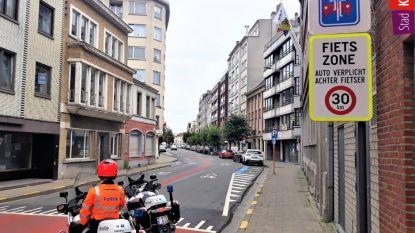 Online petitie tegen fietszone in Kortrijk telt al 650 handtekeningen
