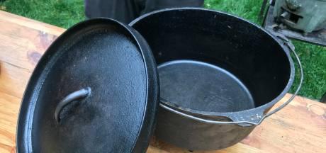 Stoer koken: knetterend kampvuur met verse appeltaart (of kip met bier)