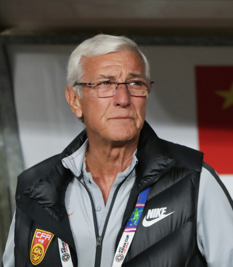 Woedende Lippi stopt al na zes duels als bondscoach van China