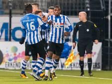 Elton Kabangu blinkt uit bij zege FC Eindhoven op Go Ahead