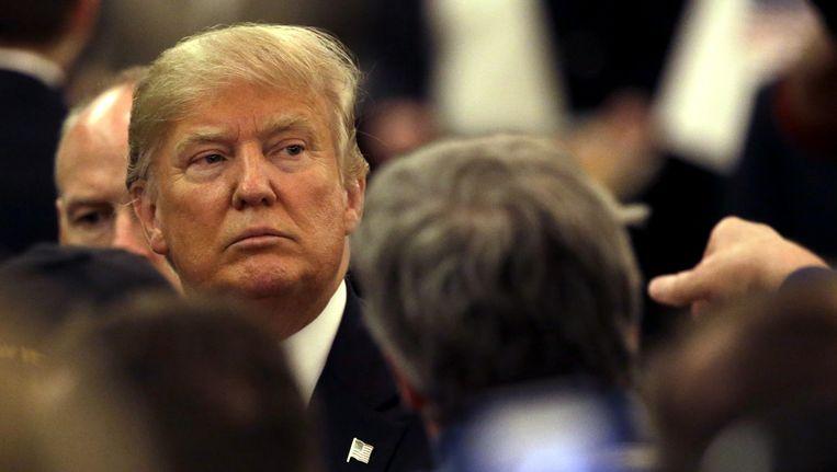 Donald Trump Beeld null