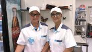 Laatste personeelsleden Nancy (47) en Naima (48) zeggen Sint-Pietersziekenhuis vaarwel
