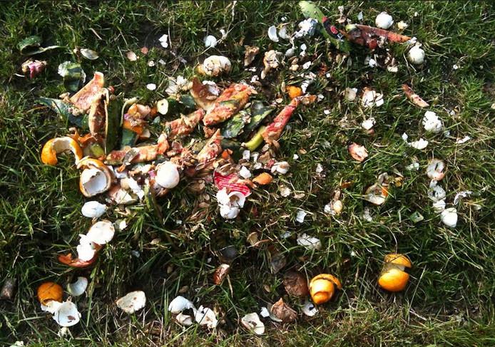 Gft-afval kan in de zomer flink gaan stinken. Wat het college van B en W betreft wordt het daarom in juni, juli en augustus wekelijks opgehaald.