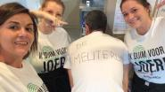 De Mol-gekte barst los in Peer: Joeri krijgt eigen hamburger