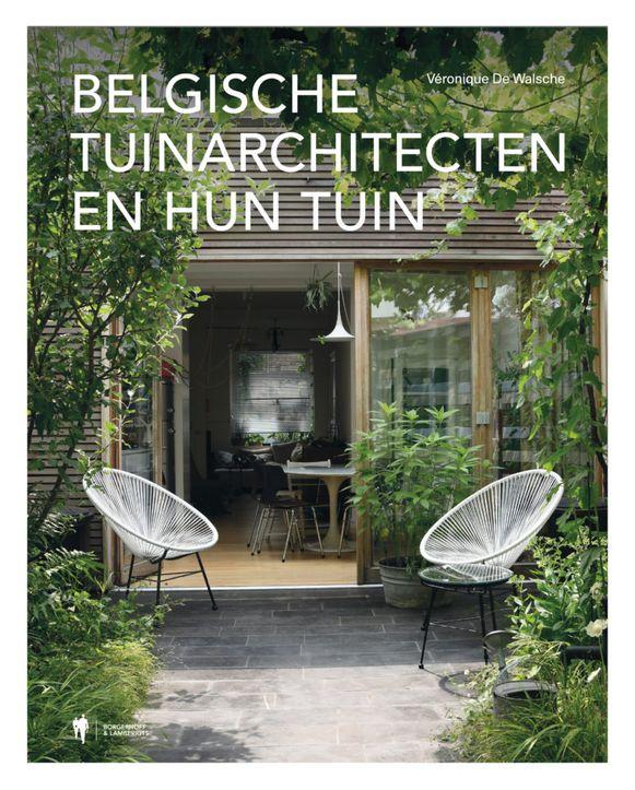 Belgische tuinarchitecten en hun tuin, 29,99 euro.