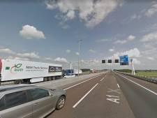 Ongeval op de A1 bij Deventer: file is in beweging gekomen