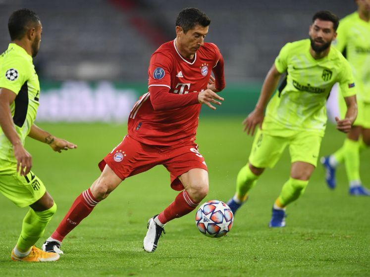 KIJK LIVE. Kansen troef in Bayern! Carrasco zet Atlético bijna op voorsprong, Süle treft de paal
