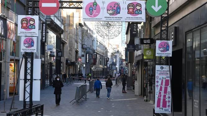 """Minister Clarinval wil alle winkels zo snel mogelijk weer open """"en niet alleen op afspraak"""""""