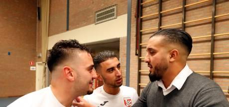 Zaalvoetballers ZVV Eindhoven weer in de fout