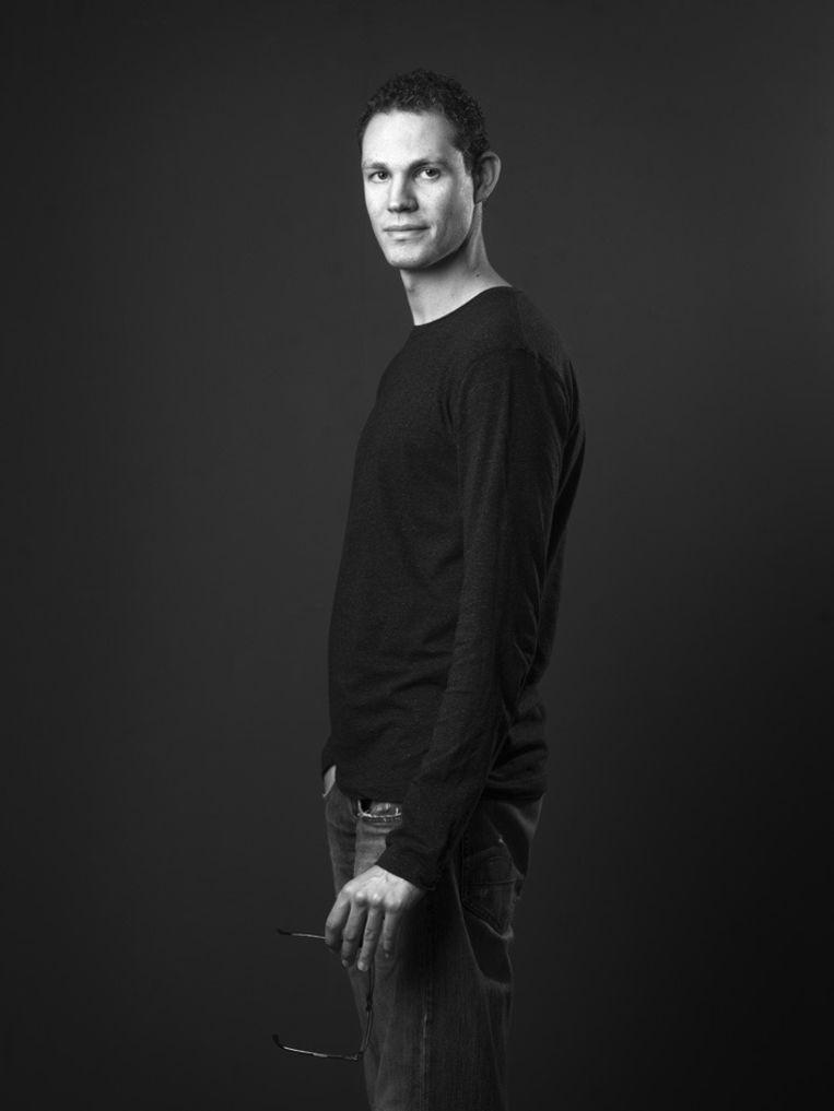 Tim Fransen. Beeld Tessa Posthuma de Boer