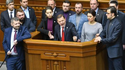 Oekraïens parlement beëindigt vriendschapsverdrag met Rusland