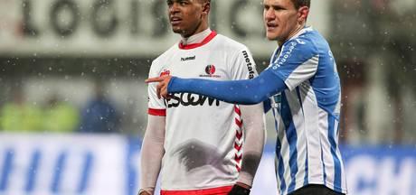 Helmond Sport en FC Eindhoven maken wedstrijd af