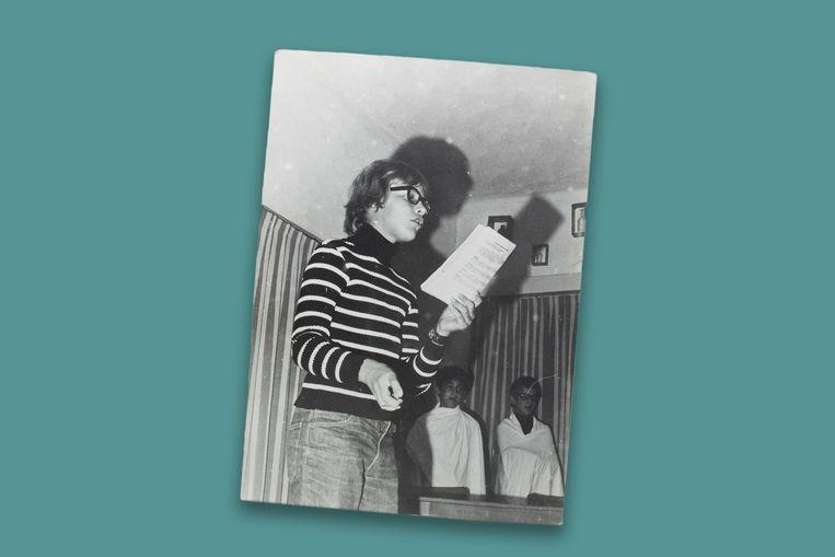 null Beeld Privé-archief Albert Verlinde