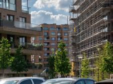 De auto parkeren in Bossche wijk Willemspoort is een bijna onmogelijke opgave